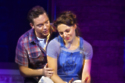 Molly (Carolyn Maitland) and Sam (Andy Moss) in Ghost The Musical