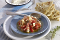 Htipiti - Red Peppers With Feta