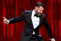 Hugh Jackman unusual way to boost morale on set