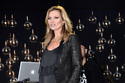 Kate Moss launched her latest collection at Topshop Oxford Circus last night