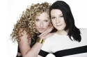 Kelly Hoppen and Fay Martin