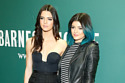Kendall and Kylie Jenner chose different styles to promote their book