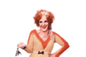 Lesley Joseph as Miss Hannigan
