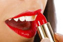 Would you wear red lipstick to work?