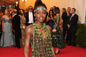 Lupita Nyong'o made a rare fashion misstep last night