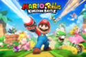 The worlds of Super Mario and the Rabbids collide