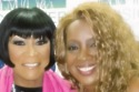 Patti LaBelle with Meli'sa Morgan