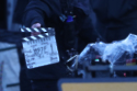 Batman Filming -clapperboard (Andrew Milligan/PA)