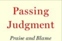 Passing Judgement