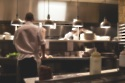 What can we learn from watching the action in the kitchen?