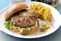 The Anglesey Burger With Mustard Coleslaw By Lucy Bradley