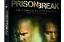 Prison Break S5 is released on Blu-ray and DVD on Monday, July 3