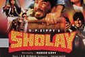 The critically acclaimed 'Sholay'