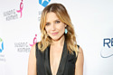 Sophia Bush wore a body chain on the red carpet