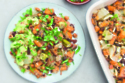 Sweet Potato And Raisin Salad