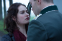 Lily James and Jai Courtney in The Exception