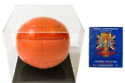 Limited Edition Replica 1966 World Cup Match Ball & Programme