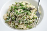 National Vegetarian Week: Asparagus and Pea Risotto Recipe