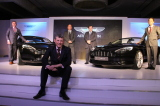 Aston Martin's First Showroom In New Delhi