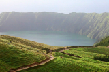 Lake Vista - The Azores