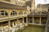 Bath has some of the best Roman-esque buildings and spas