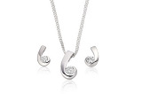 Pendent and Earring set from Beaverbrooks