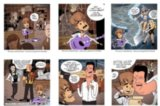 Justin Bieber Comic Strip