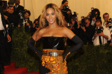 Beyonce chose a Givency look at the Met Gala