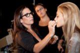 Bobbi Brown Backstage At New York Fashion Week