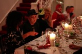 VIDEO: Boy George Host Dinner Party to Raise Awareness of Hepatitis C