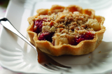Bramley Apple Week: Apple and Raspberry Tart