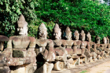 Banteay Chhmar is an 800-year old site