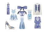 Will you try the China Blue fashion trend?