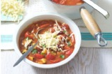 Spring Recipe: Chunky Bean Soup