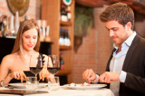 First Date Nerves: Brits Limit How Much They Eat on Dates