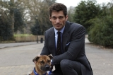 David Gandy with Cocobean