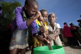 Clean water in Tanzania