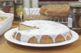Fairtrade Fortnight: Sticky Orange Marmalade Cake
