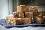 Fairtrade Fortnight: Peanut Butter and Chocolate Blondies Recipe