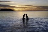 Couple in Fiji