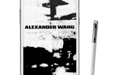 The exclusive print for Samsung created by Alexander Wang