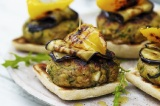 National Vegetarian Week: Halloumi and Courgette Burger Recipe
