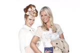 Paloma Faith and Denise Van Outen