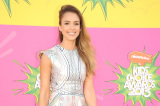 Jessica Alba looked as beautiful as ever at her book signing
