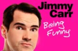 Jimmy Carr: Being Funny DVD