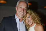 Kelly Hoppen and partner John Gardiner