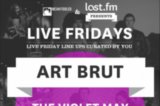Win VIP Tickets To Last.fm Live Friday