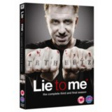 Lie To Me Season 3 DVD