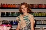Lily Cole is adding another string to her belt