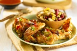 Spring Recipes: Lime and Chilli Chicken
